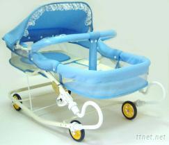 多段式嬰兒彈搖椅