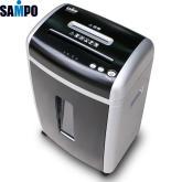 SAMPO-聲寶 碎紙機