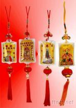 香火袋燈籠吊飾