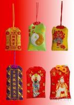 禦守, 香火袋, 福袋, 宗教文物