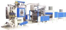 连续真空薄膜熬糖自动浇铸成型生产线