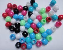 壓克力珠,波麗樹脂珠飾品配件