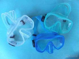 硅膠潛水鏡