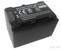 索尼數碼相機電池NP-FV70全解碼電池FV70不帶線
