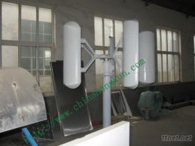 风光互补型风力发电机
