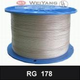 RF RG178 同軸電纜