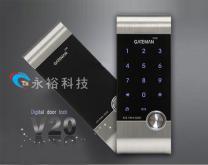 晶片感應卡電子鎖