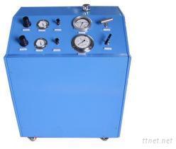 CNG汽車氣密性檢測系統