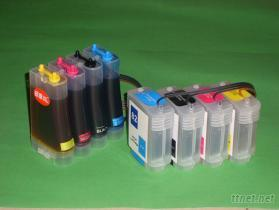 HP Designjet 500連續供墨系統