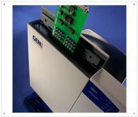 電路板清潔度測試機
