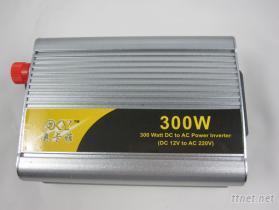 300W汽车电源转换器 车载逆变器 电源逆变器 带USB