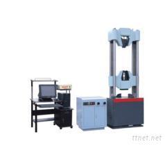 WAW 系列微機控制電液伺服萬能試驗機