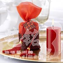 喜燭、圓柱蠟燭、婚慶蠟燭、工藝蠟燭