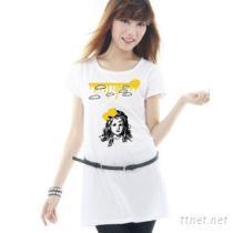 【悠格】經典潮流 韓版夏裝新款熱賣 it's蘿莉 印花T恤