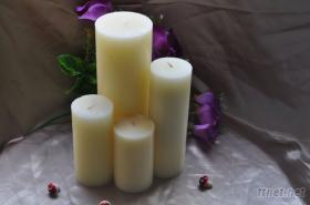 圓柱套裝蠟燭