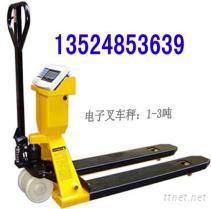 托盤車電子秤|托盤車電子稱|2噸液壓搬運車秤|3噸液壓叉車稱|1T手動托盤車秤