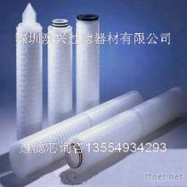 過濾芯/折疊式過濾芯珠海/珠海過濾芯