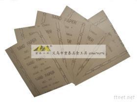 環保石英木砂紙