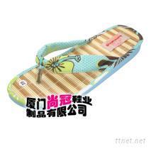 PVC拖鞋