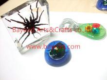 貝雅時尚昆蟲琥珀飾品
