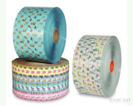 紙尿褲專用 前腰貼 膠帶 BOPP膠膜