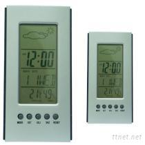 多功能温度鬧钟