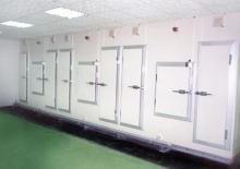 各式冷凍庫門、各式不鋼製品及冷凍工程