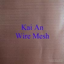 铜网, 铜丝编织网