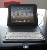 廠家供應ipad配件 ipad鍵盤 皮套鍵盤 藍牙鍵盤