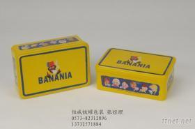 馬口鐵食品包裝鐵盒