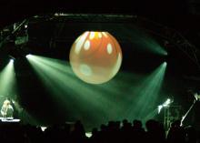 酒吧数码娱乐球(娱乐影像球)