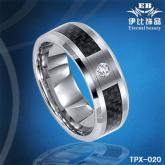 流行新款鎢鋼戒指