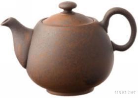 茶壺  台灣 陶作坊 礦巖壺601