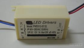 AC/DC 全電壓 (定電壓) 12V/1A