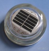 太陽能鋼化玻璃道釘