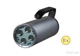 BZH8300C手提式防爆強光電筒   4個LED燈頭