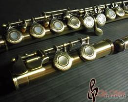長笛,復古古銅長笛