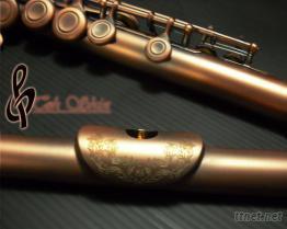長笛,復古紅銅長笛