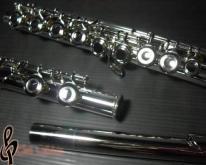 長笛,鍍鎳長笛