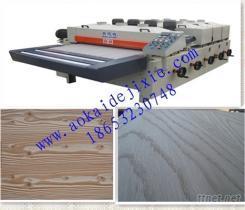 木材拉絲機 家具板拉絲機 木門板拉絲機
