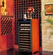 供應美晶紅酒儲存櫃、實木葡萄酒櫃、白葡萄酒酒櫃