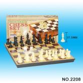 盒裝國際象棋(小)