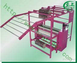 供應服裝加工設備,  織帶印花機,滾筒印花機