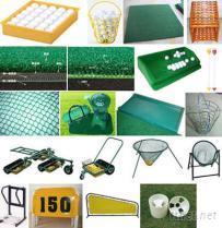 高尔夫练习场用品