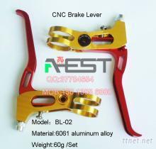 輕量級的CNC剎把 AEST CNC閘把