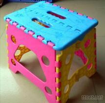 小蝴蝶型/桃心面折疊凳