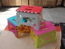 兒童塑料折疊凳
