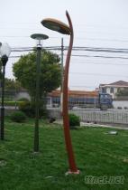鋁合金庭院燈桿