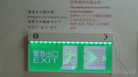 LED动态小绿人 指示灯