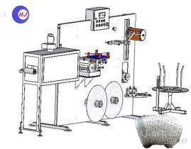 铝箔软管机HJTF600LR